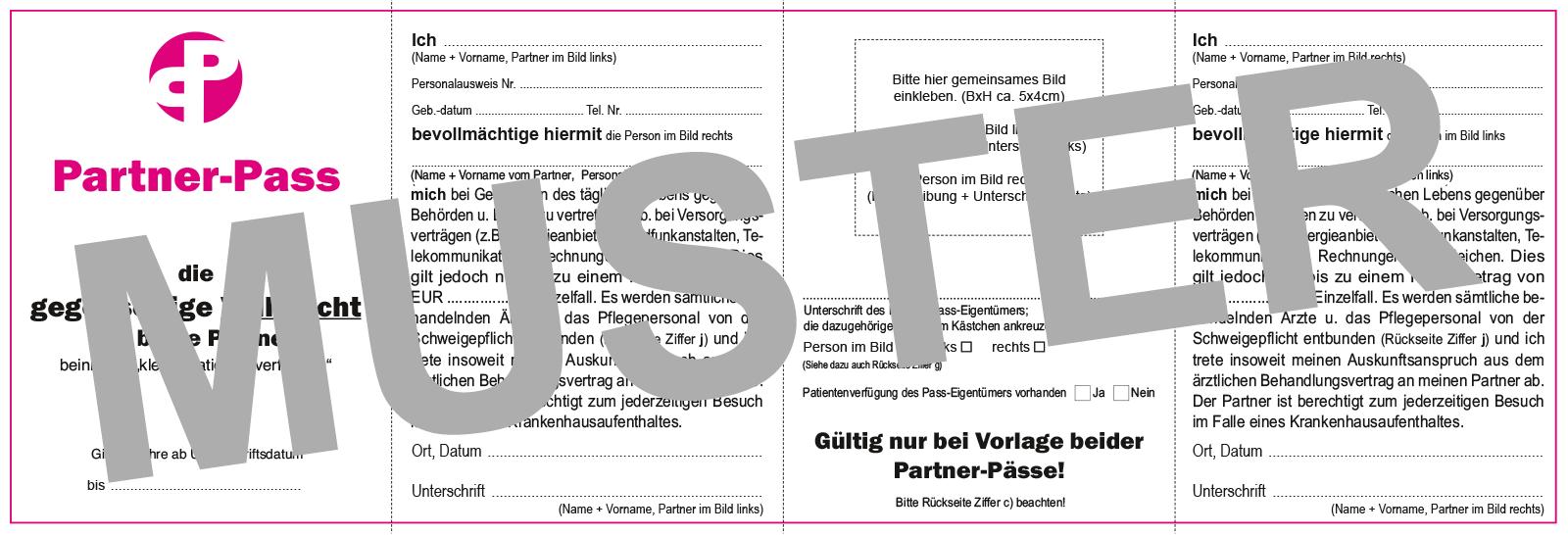 Partner Pass